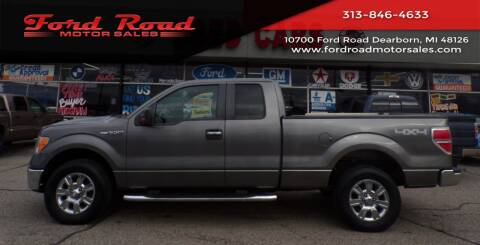2009 Ford F-150 for sale at Ford Road Motor Sales in Dearborn MI
