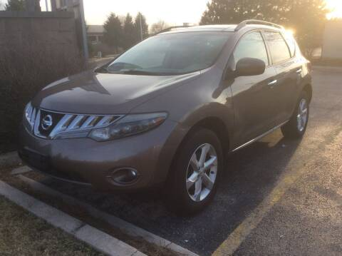 2009 Nissan Murano for sale at Luxury Cars Xchange in Lockport IL