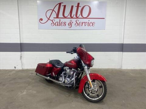 2013 Harley-Davidson FLHX for sale at Auto Sales & Service Wholesale in Indianapolis IN