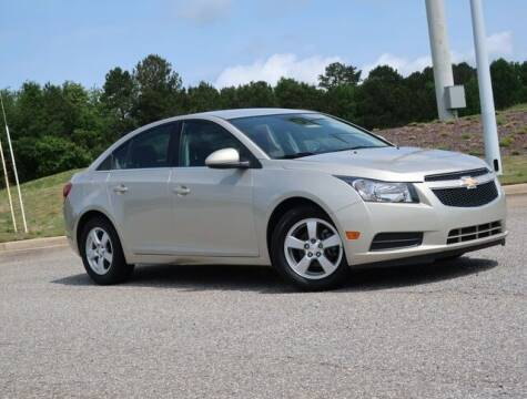 2014 Chevrolet Cruze for sale at HAYES CHEVROLET Buick GMC Cadillac Inc in Alto GA