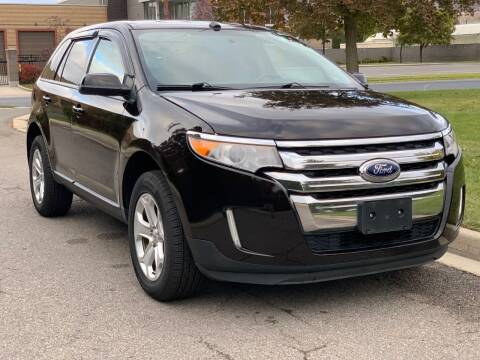 2013 Ford Edge for sale at A.I. Monroe Auto Sales in Bountiful UT