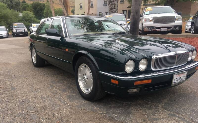1996 Jaguar XJ-Series for sale at HEILAND AUTO SALES in Oceano CA