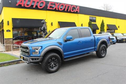 2018 Ford F-150 for sale at Auto Exotica in Red Bank NJ