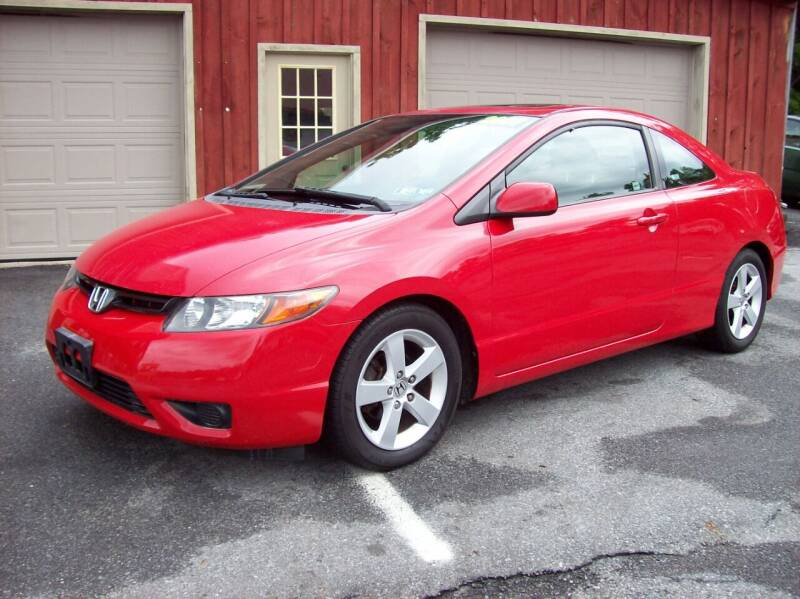 2007 Honda Civic for sale at Clift Auto Sales in Annville PA
