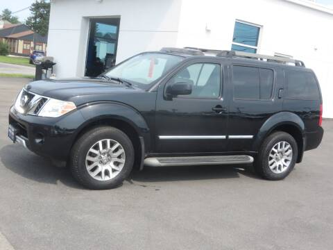 2010 Nissan Pathfinder for sale at Price Auto Sales 2 in Concord NH