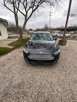 2014 Ford Fusion for sale at Wallers Auto Sales LLC in Dover OH