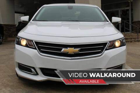 2017 Chevrolet Impala for sale at Xtreme Lil Boyz Toyz in Greenville SC