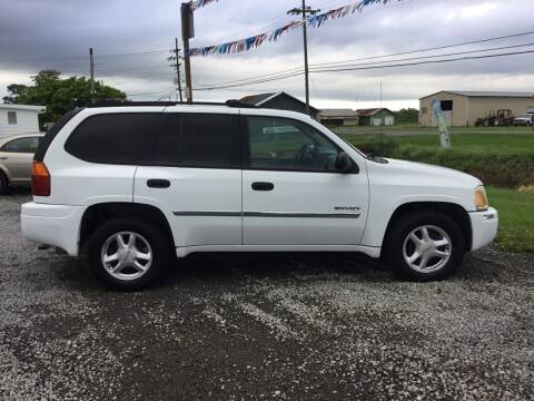 2006 GMC Envoy for sale at Affordable Autos II in Houma LA