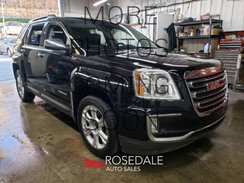 2017 GMC Terrain for sale at Rosedale Auto Sales Incorporated in Kansas City KS