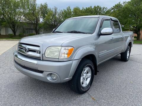 2006 Toyota Tundra for sale at Triple A's Motors in Greensboro NC