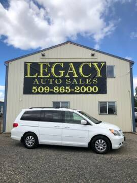 2008 Honda Odyssey for sale at Legacy Auto Sales in Toppenish WA
