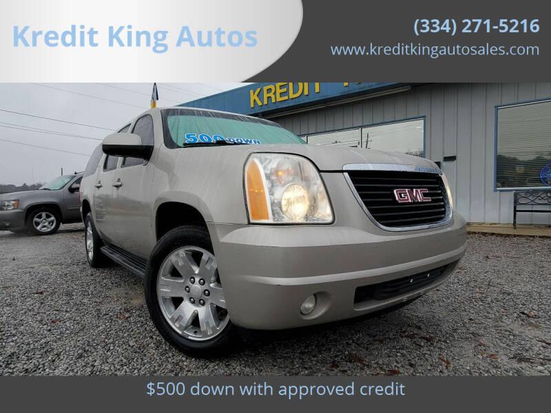 2009 GMC Yukon XL for sale at Kredit King Autos in Montgomery AL