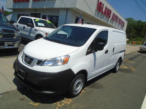 2017 Nissan NV200 for sale at Island Auto Buyers in West Babylon NY