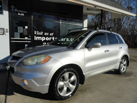 2007 Acura RDX for sale at importacar in Madison NC