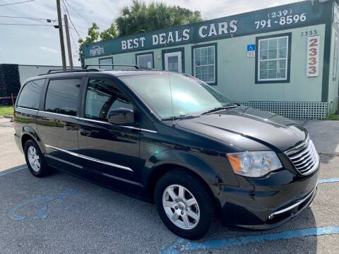 2011 Chrysler Town and Country for sale at Best Deals Cars Inc in Fort Myers FL