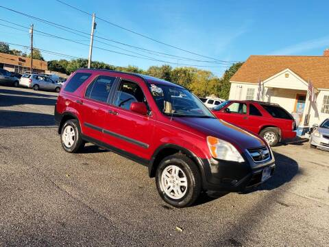 2004 Honda CR-V for sale at New Wave Auto of Vineland in Vineland NJ