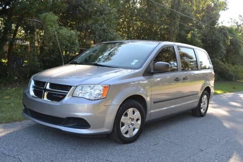 2013 Dodge Grand Caravan for sale at Car Bazaar in Pensacola FL