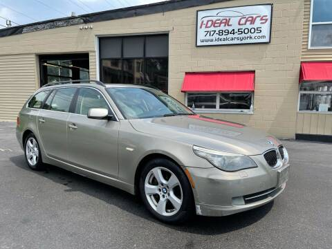 2008 BMW 5 Series for sale at I-Deal Cars LLC in York PA