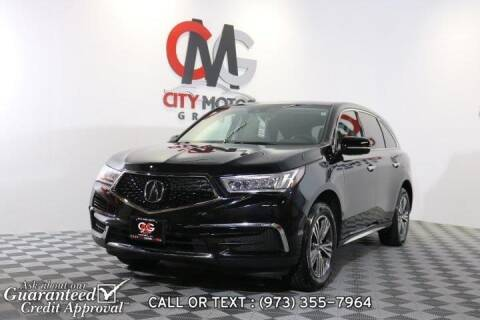 2017 Acura MDX for sale at City Motor Group, Inc. in Wanaque NJ