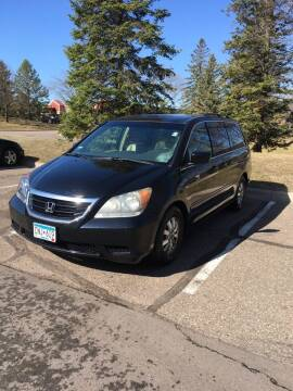 2008 Honda Odyssey for sale at Specialty Auto Wholesalers Inc in Eden Prairie MN