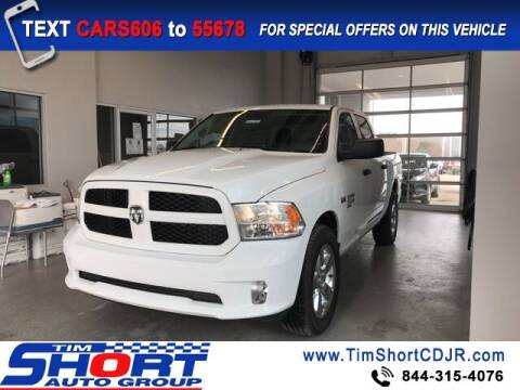 2019 RAM Ram Pickup 1500 Classic for sale at Tim Short Chrysler in Morehead KY