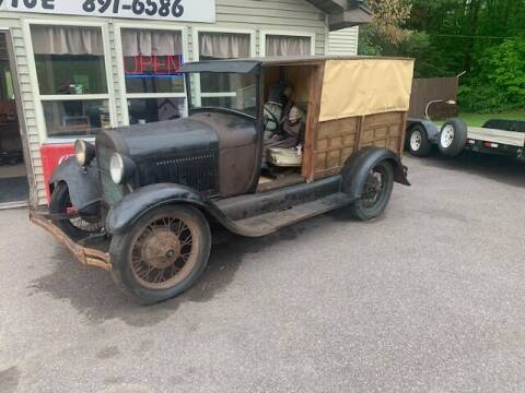 1929 Ford Model A for sale at Hartley Auto Sales & Service in Milton VT