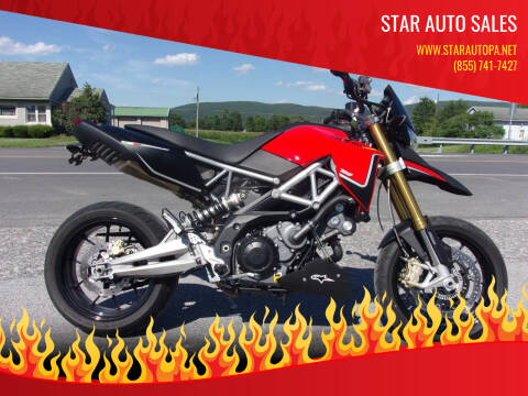 2014 Aprilia DORSODURO for sale at Star Auto Sales in Fayetteville PA