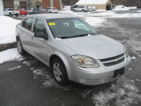 2008 Chevrolet Cobalt for sale at Joks Auto Sales & SVC INC in Hudson NH