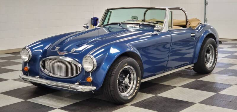1962 Austin-Healey 3000 for sale at 920 Automotive in Watertown WI