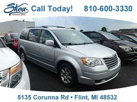 2009 Chrysler Town and Country for sale at Jamie Sells Cars 810 - Linden Location in Flint MI
