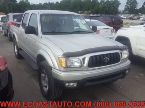 2004 Toyota Tacoma for sale at East Coast Auto Source Inc. in Bedford VA