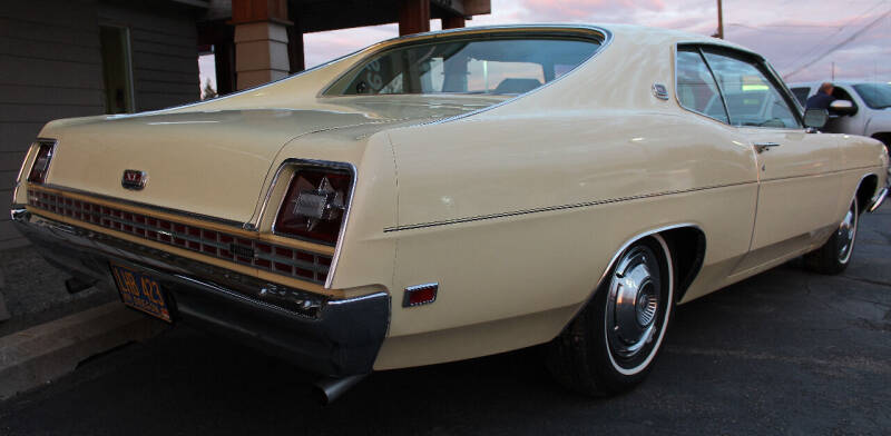 1969 Ford Galaxie 500 for sale at J.K. Thomas Motor Cars in Spokane Valley WA
