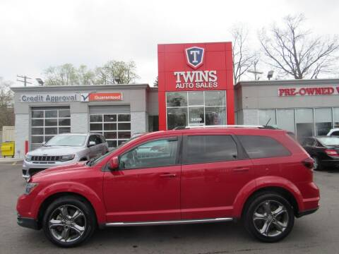 2015 Dodge Journey for sale at Twins Auto Sales Inc in Detroit MI
