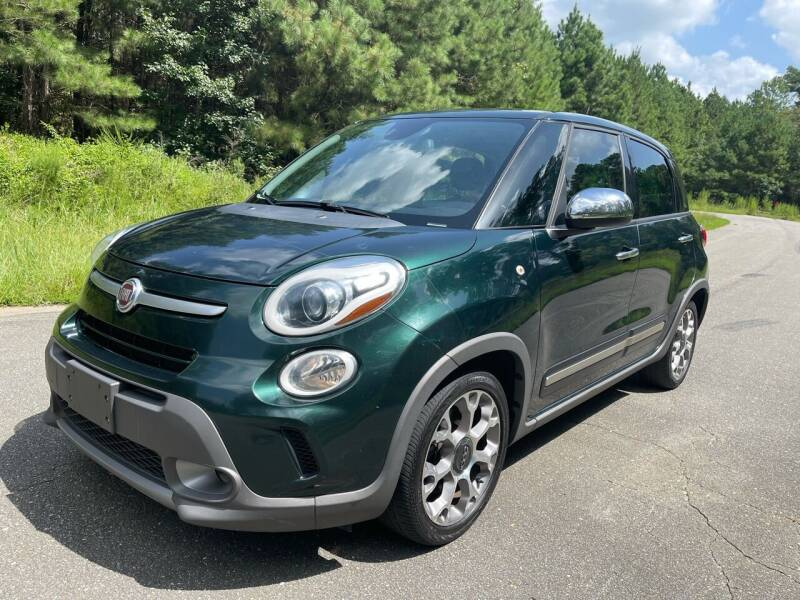 2014 FIAT 500L for sale at Carrera AutoHaus Inc in Clayton NC
