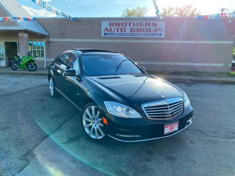 2013 Mercedes-Benz S-Class for sale at Brothers Auto Group in Youngstown OH