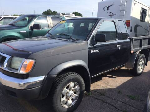 1999 Nissan Frontier for sale at Broadway Auto Sales in South Sioux City NE