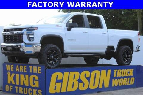 2020 Chevrolet Silverado 2500HD for sale at Gibson Truck World in Sanford FL