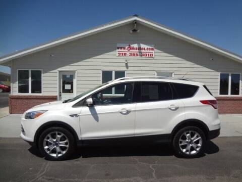 2016 Ford Escape for sale at GIBB'S 10 SALES LLC in New York Mills MN