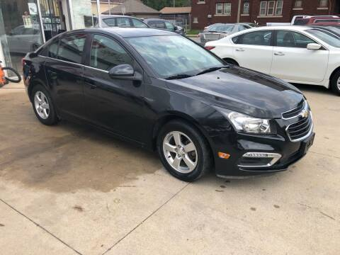 2016 Chevrolet Cruze Limited for sale at Trans Auto in Milwaukee WI