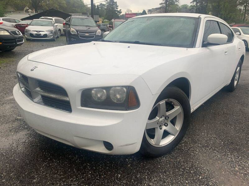 2010 Dodge Charger for sale at ATLANTA AUTO WAY in Duluth GA