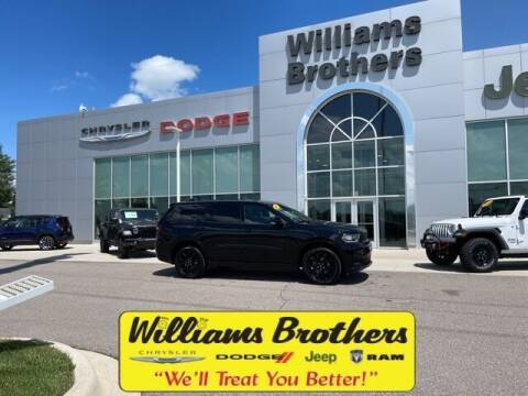 2019 Dodge Durango for sale at Williams Brothers - Pre-Owned Monroe in Monroe MI
