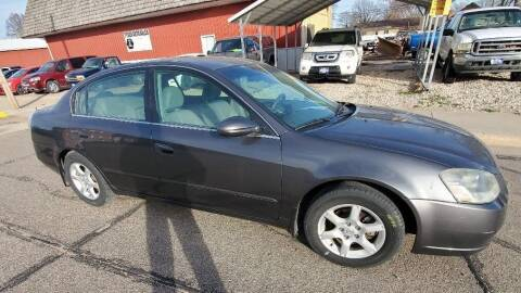 2006 Nissan Altima for sale at Tyser Auto Sales in Dorchester NE