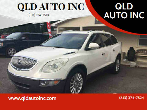 2011 Buick Enclave for sale at QLD AUTO INC in Tampa FL