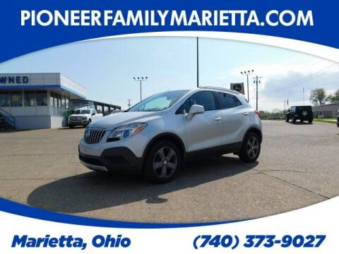 2014 Buick Encore for sale at Pioneer Family preowned autos in Williamstown WV