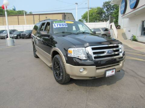 2014 Ford Expedition EL for sale at Auto Land Inc in Crest Hill IL