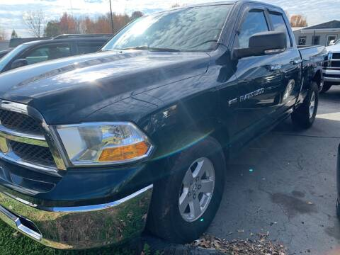 2011 RAM Ram Pickup 1500 for sale at PRESTIGE MOTORCARS INC in Anderson SC