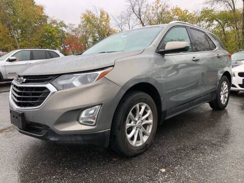 2018 Chevrolet Equinox for sale at Top Line Import of Methuen in Methuen MA