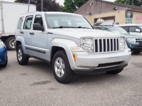 2012 Jeep Liberty for sale at Sunrise Used Cars INC in Lindenhurst NY