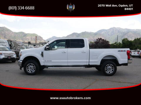 2019 Ford F-250 Super Duty for sale at S S Auto Brokers in Ogden UT