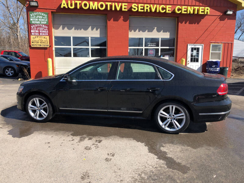 2014 Volkswagen Passat for sale at ASC Auto Sales in Marcy NY